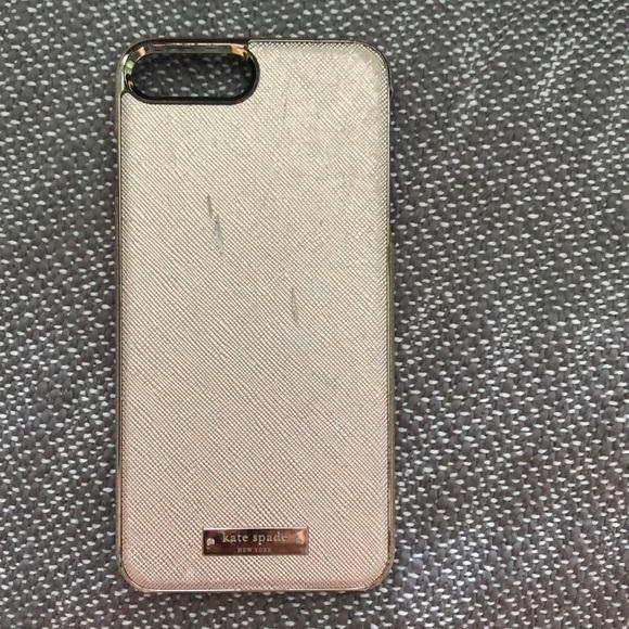 Kate Spade iPhone 8 Plus phone case